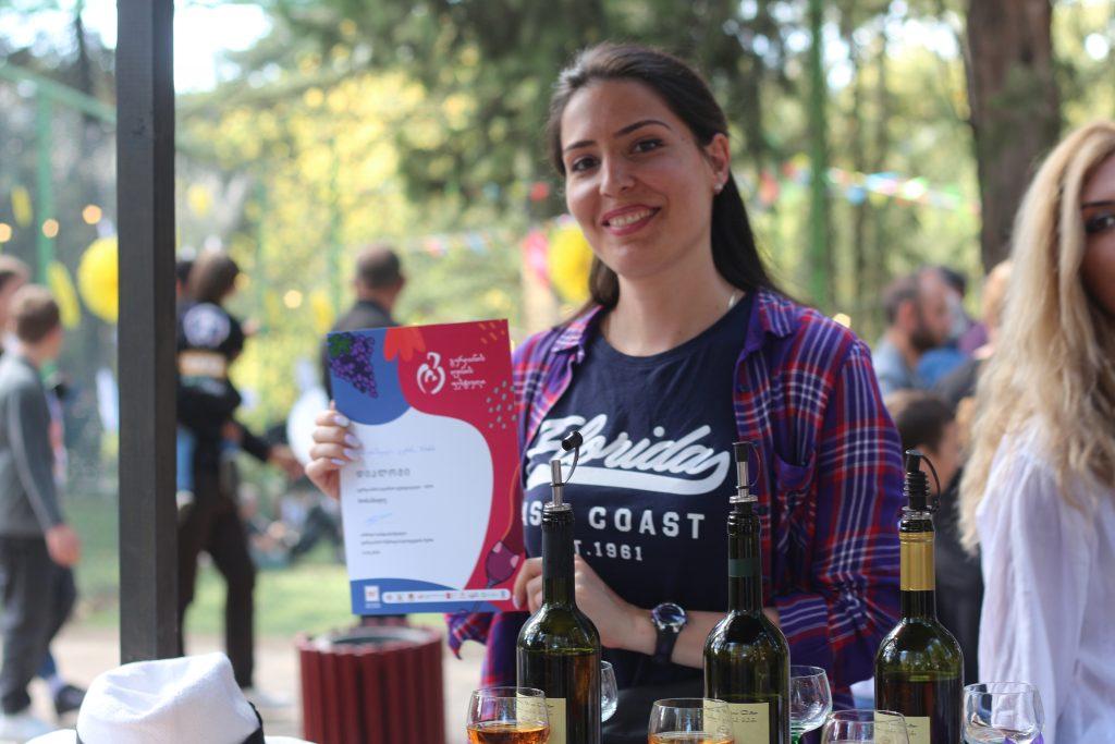 ორბეთაშვილების ღვინის მარანი – ეკატერინე ორბეთაშვილი