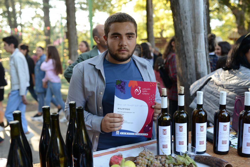 ქართული ღვინის მემკვიდრეობა – ნიკა მჭედლიშვილი