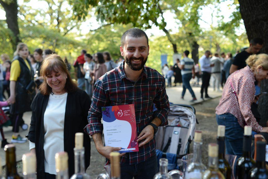 ჭანდრის ღვინის ქარხანა – სანდრო ზაკალაშვილი