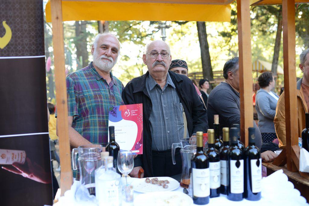 გურამ ანდრონიკაშვილის ბიო ღვინო – გურამ ანდრონიკაშვილი